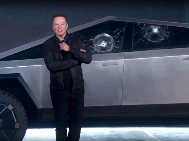 De duurzaamheidstest van de Tesla Cybertruck die pijnlijk mis ging