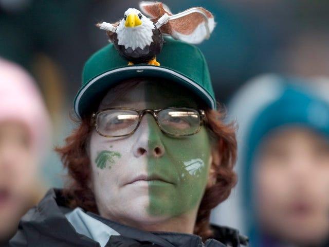 'İyi Güzel,' Say Sakin, Super Bowl Zaferi Sonrasında Sevilen Eagles Hayranları