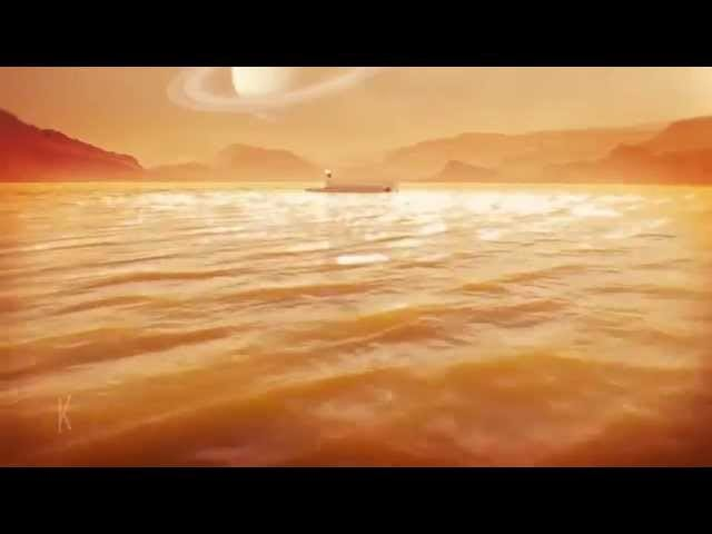 Here Are NASA's Plans to Send a Submarine to Titan