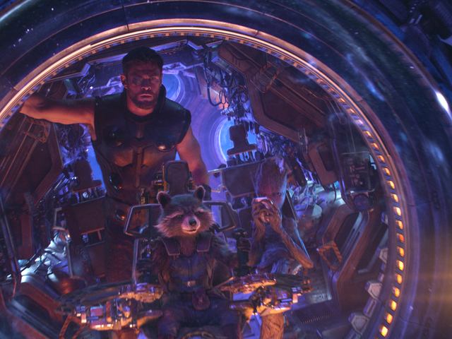 One of Thor&#39;s Best Scenes in <i>Avengers: Infinity War </i>Is Just as Riveting in Lego