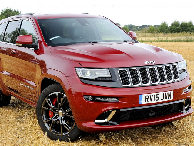 Top Gear lists fastest-accelerating SUVs
