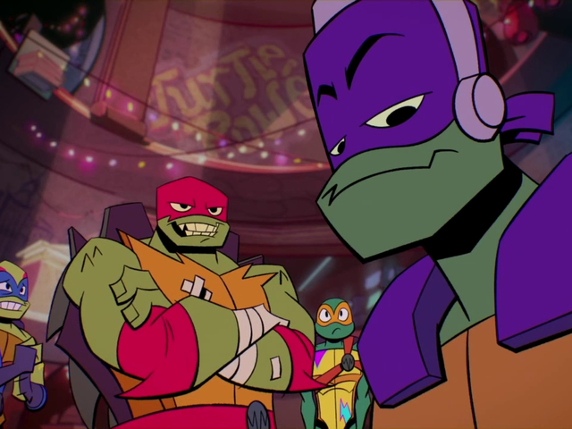 Nickelodeon samarbetar med Netflix för en <i>Rise of the Teenage Mutant Ninja Turtles</i> Movie
