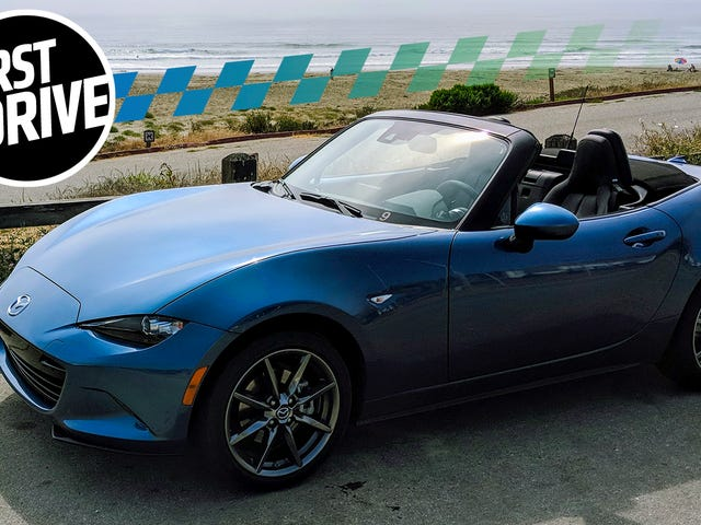 The 2019 Mazda Miata's Extra Power Makes a Great Car Better
