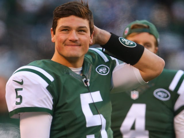 The Christian Hackenberg Era In Oakland Is Over After Three Weeks