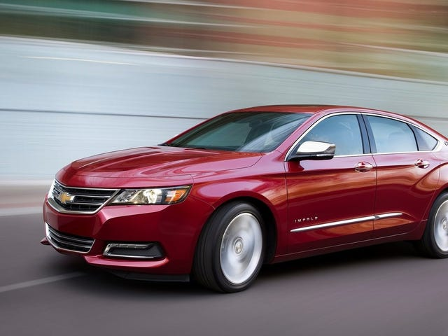 The Chevy Sonic, Impala, Ford Fiesta And Taurus May All Die In Crossover Deluge: Report