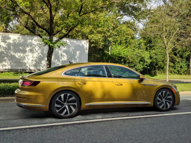 Did anyone else not know the VW Arteon is already on sale?