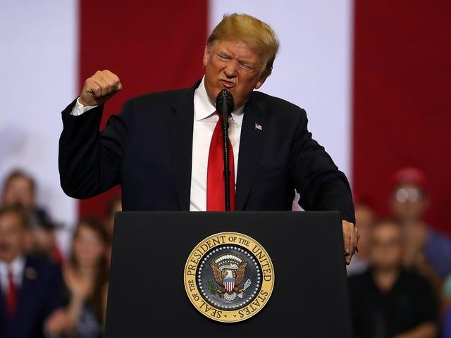 Trump å kunngjøre Høyesterett Nominee i Prime Time fordi han er en dramatroning