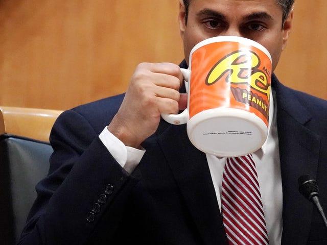 #NetNeutrality Dijelaskan seolah-olah Ia Telah Burgers, dan Lain-lain Rawak Kemas Kini Pemulihan FCC