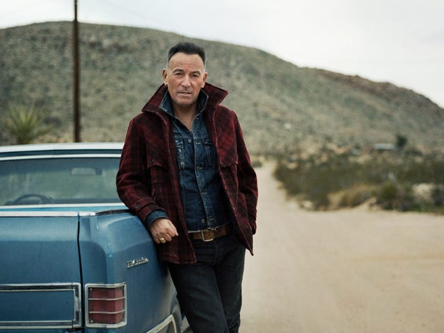 """Bruce Springsteen returning to """"character-driven songs"""" on new solo album"""