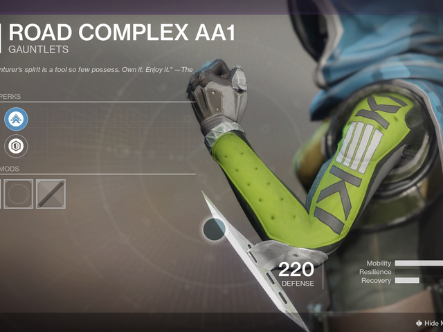 Bungie Removes <i>Destiny 2</i> Glove With 'Hate Symbol' On It