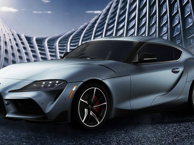 2020 Toyota Supra: Tons of New Photos