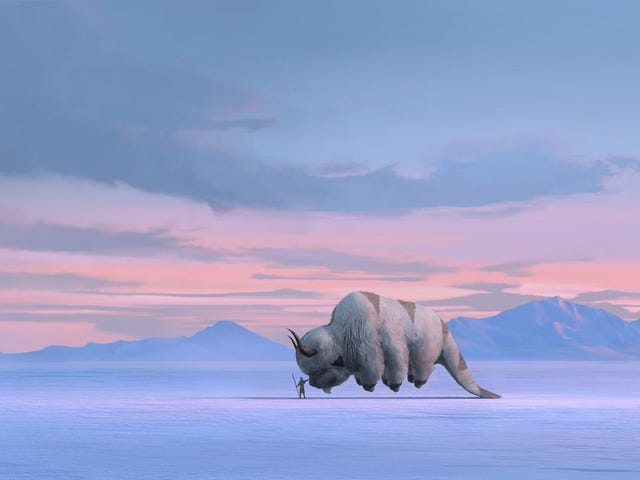 <i>Avatar: The Last Airbender</i> Is Being Reborn as a Live-Action Netflix Series