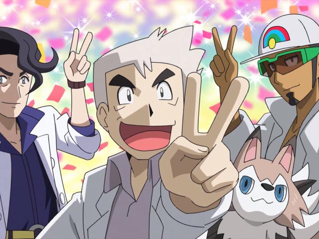 Pokémon-Wissenschaftler haben einen sehr schweren Job