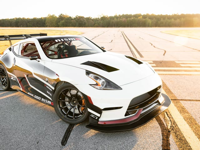 Nissan Global Time Attack TT 370Z 370Z'nin Sonuna Kadar 370Z