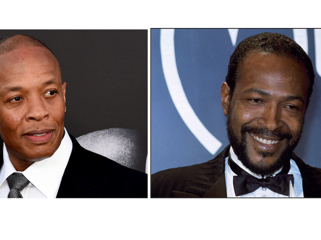 Heard It Through the Grapevine: Dr. Dre Working on Marvin Gaye Biopic