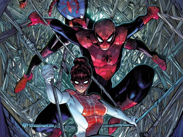Amazing Spider-Man: Renew Your Vows is a Delightful Breath of Fresh Air