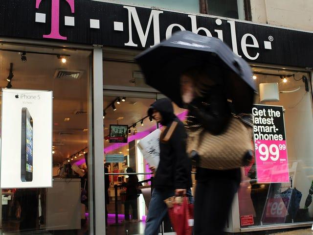 Puhelinyhtiöt Pinky Swear Ne lopettavat sijaintitietojen myynnin, todellisen tämän ajan