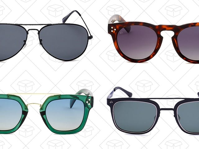 Amazon's Blowing Out Privé Revaux's Most Popular Sunglasses For Just $20, Today Only