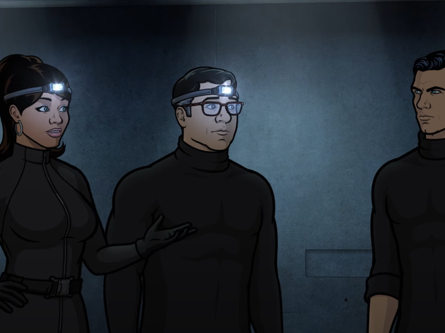 Archer Returns to Ruining Spy Missions in This New Episode Promo