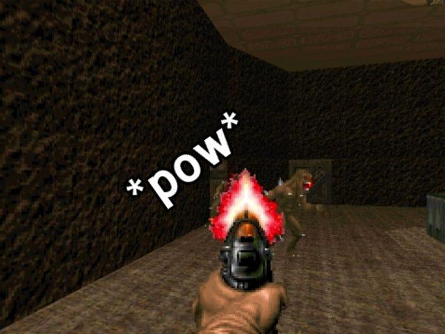 <i>Doom</i> Mod remplace chaque son par une voix d&#39;homme