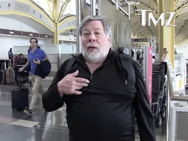 El cofundador de Apple, Steve Wozniak, dice que la mayoría de las personas deberían dejar Facebook permanentemente