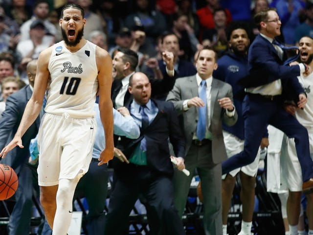 Caleb Martin Lost His Damn Mind In Nevada's Overtime Win Against Texas