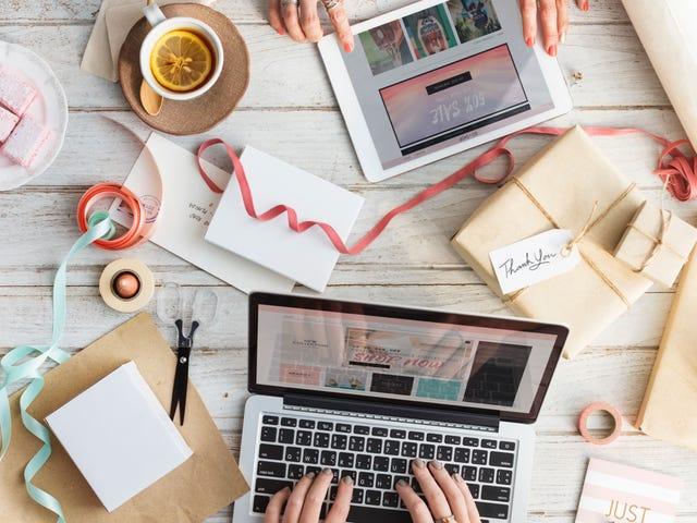 Start en Google Doc of Gift Ideas til ferien nu