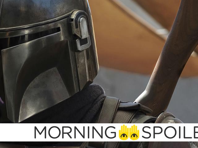 Una cara familiar de <i>Star Wars</i> podría tener una voz sorprendente en <i>The Mandalorian</i>