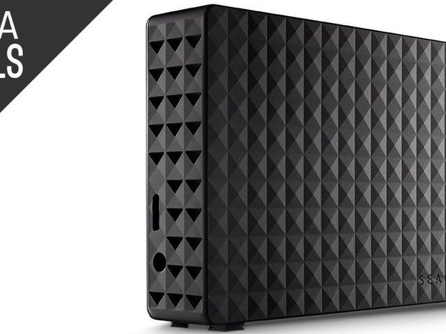 Add 4TB of Storage For $100