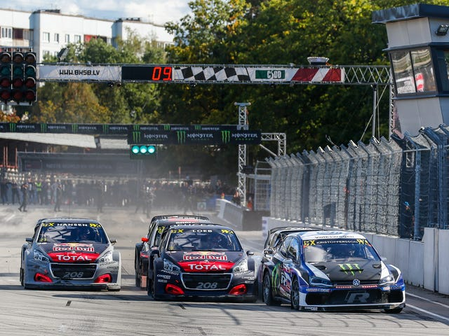 Fantasy WorldRX Preview: Circuit of 'MURICA