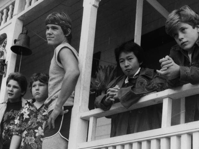 The Goonies cast is still holding out hope for a sequel