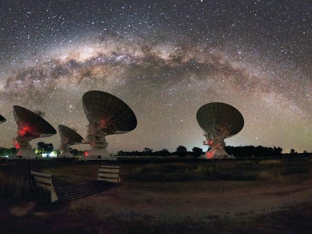 खगोलविद अंत में अंतरिक्ष में रहस्यमय रेडियो फटने का स्थान बताते हैं