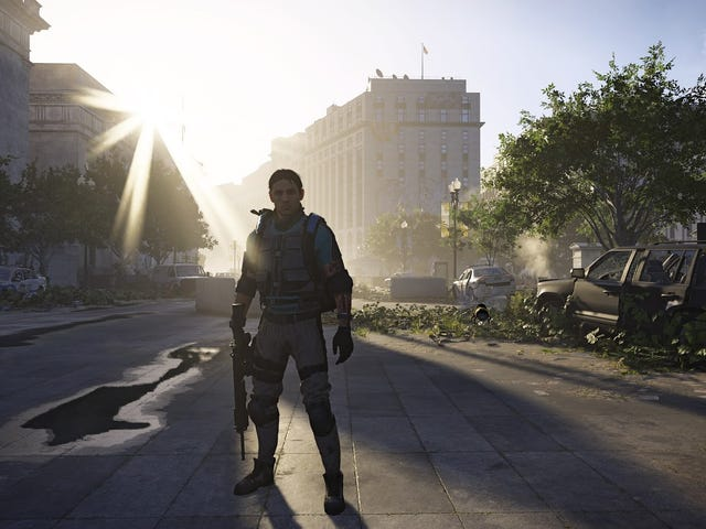 I'm Trying Not To Panic About A Bug In The Division 2 [Update 2]