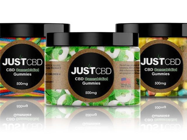 Save 25% On These 500mg CBD Gummies From JustCBD ($30)