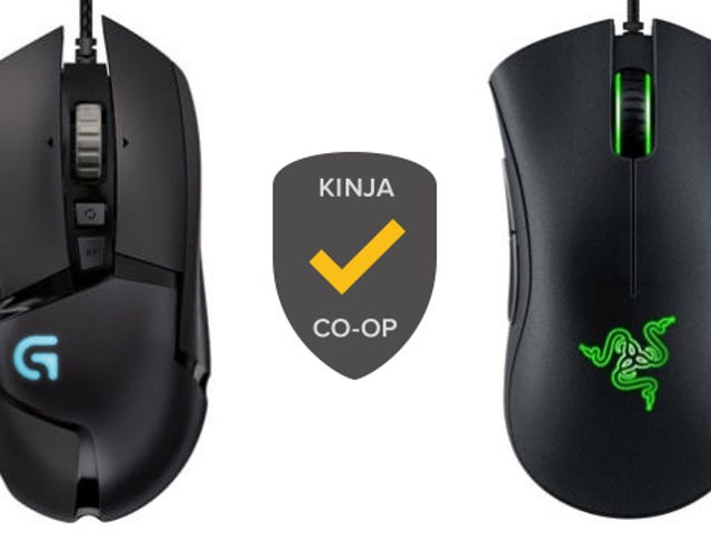 Most Popular Gaming Mouse 2015: Logitech G502 and Razer DeathAdder