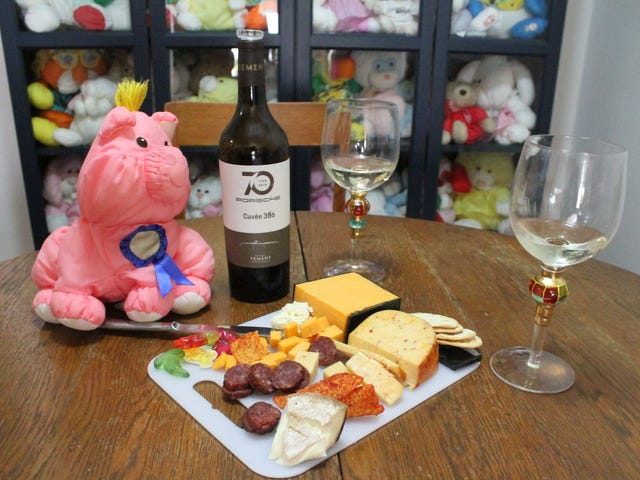What Do You Eat With Porsche Wine?: A Painfully Thorough Investigation