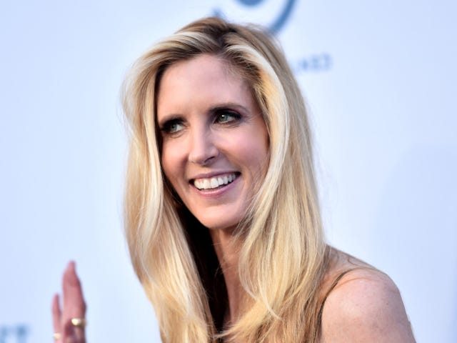 Ann Coulter Wants You to Know She's Still Trash