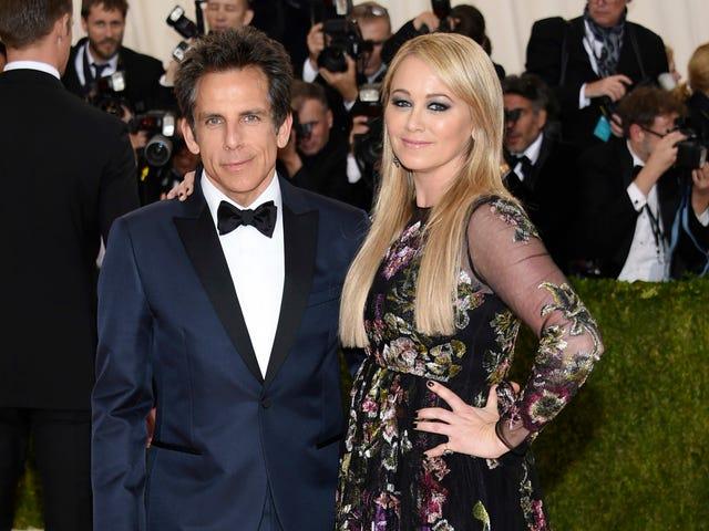 Μετά από 17 χρόνια γάμου, ο Ben Stiller και η Christine Taylor έχουν τελειώσει
