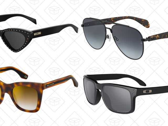 Grab 25% Off Designer Shades, Plus Free 2-Day Shipping, from Solstice Sunglasses