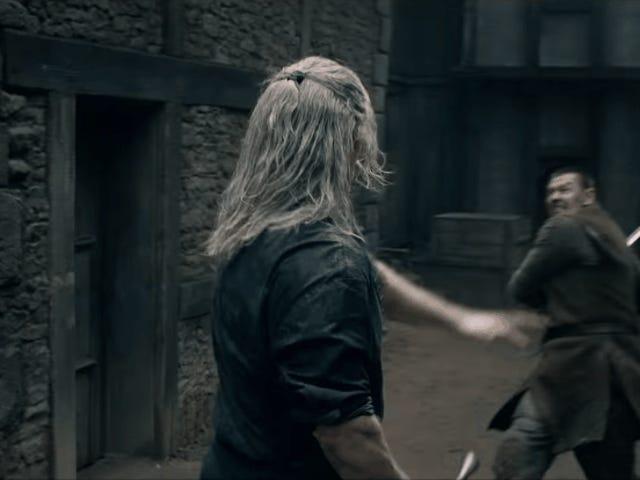 Henry Cavill Breaks Down The Witcher's Best Fight Scene