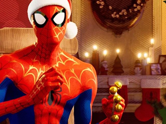 Ilo maailmaan, <i>Into the Spider-Verse</i> &#39;s Christmas Albumiin on todellinen [UPDATE: Ja se on täällä!]
