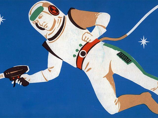 Todas las armas que los astronautas han llevado en espacio en la historia