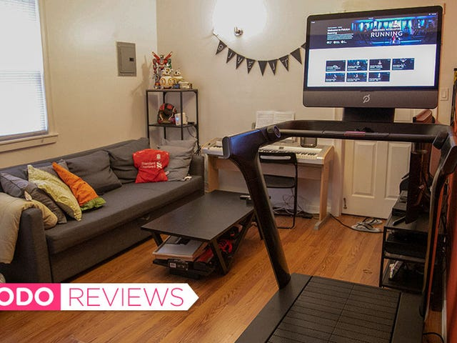 Peloton's $4,000 Treadmill Makes Me Wish I Was Rich Enough to Afford It