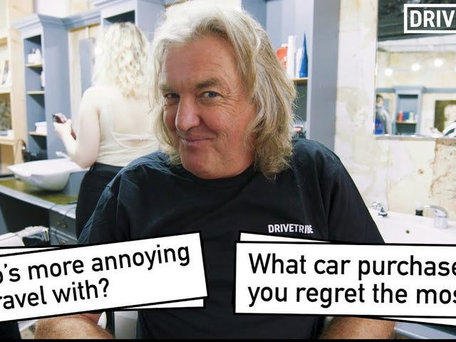James May talks life, love, the universe and cars