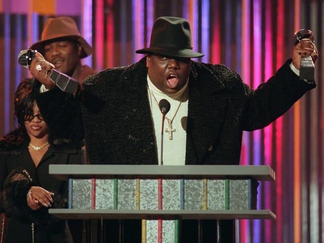 Incluso 21 años después, el notorio GRANDE sigue siendo el MC que más me impresiona