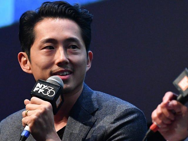 Steven Yeun sichert sich als Produzent bei Amazon Studios einen ersten Blick