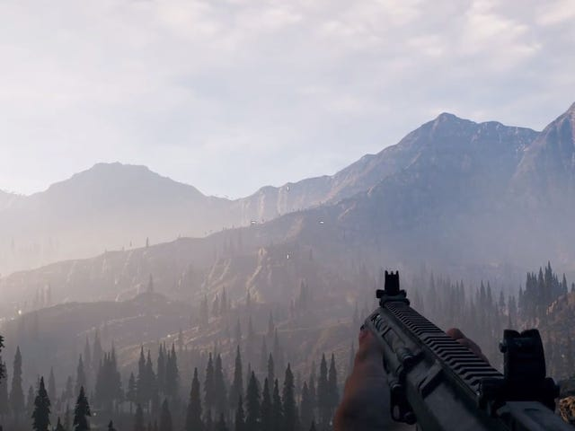 Let's Take A Leisurely Stroll Across Far Cry 5's Map