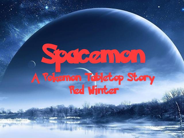 Spacemon: Röd vinter - Del 3