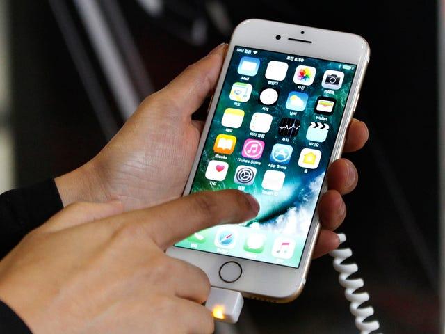 Prokuratorzy z Korei Południowej badają Apple przez iPhone'a, dławiąc kontrowersje