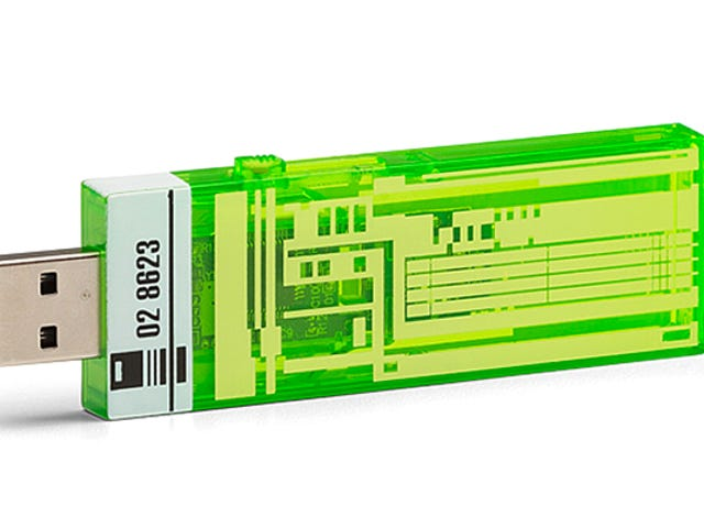 Isolinear Chip Flash Drives Sigurado Tiyak Kung saan Picard Gusto magtagas Kanyang Data